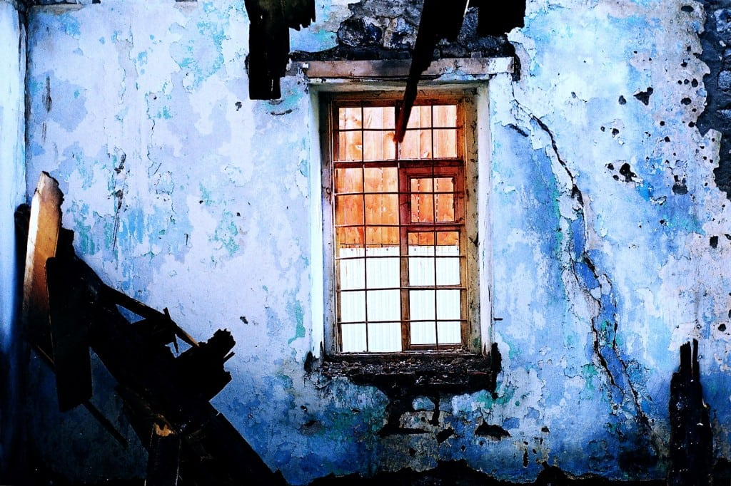 abandoned armenian house (Kars city)