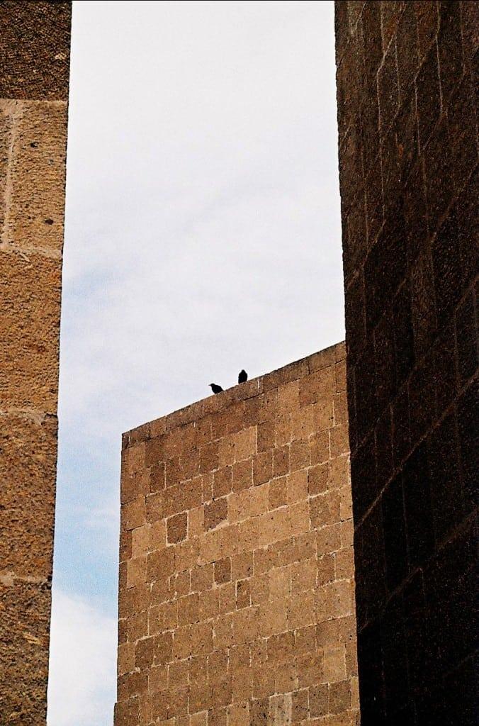 ani ruins (old capital of Armenia)