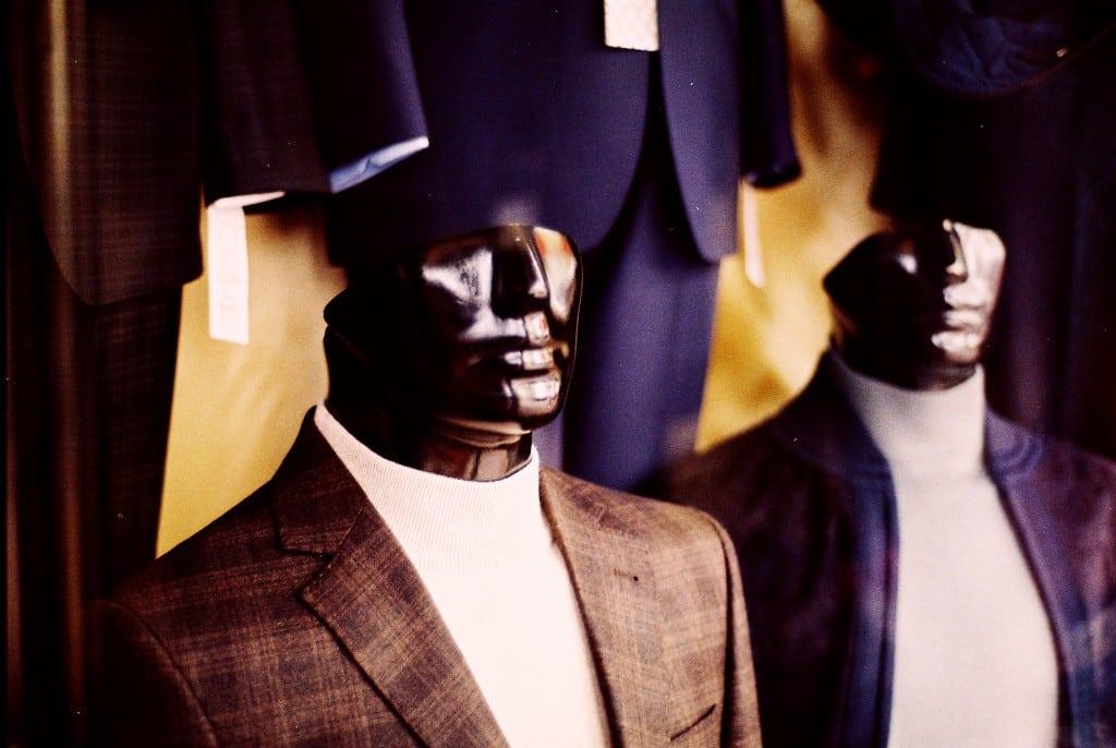 mannequins (van)