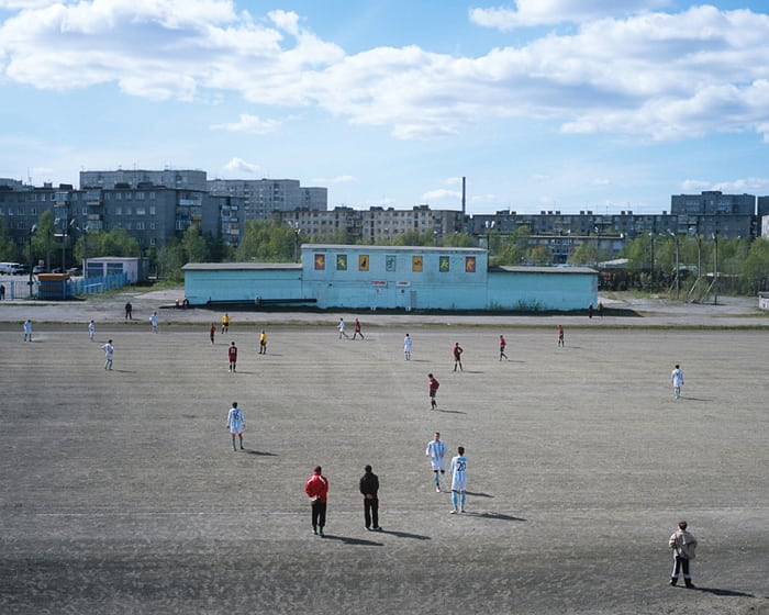 Olenegorsk, Murmansk region, 2012