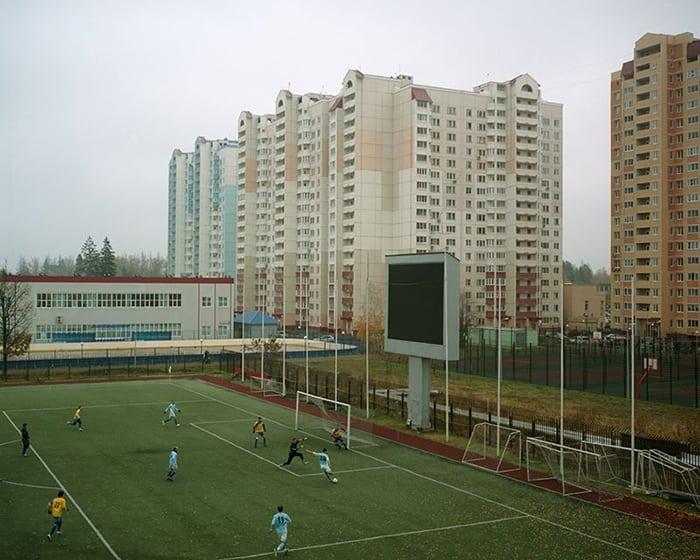 ZATO Krasnoznamensk; Moscow region; 2015