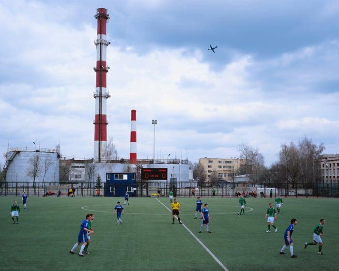Troitsk, Moscow, 2012