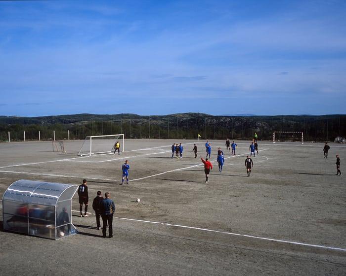 Snezhnogorsk, Murmansk region, 2012