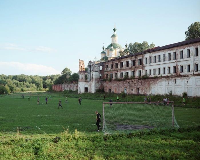 Totma, Vologda region, 2014